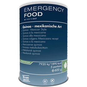 Trek'n Eat Emergency Food Can 600g, Quinoa Mexican Style